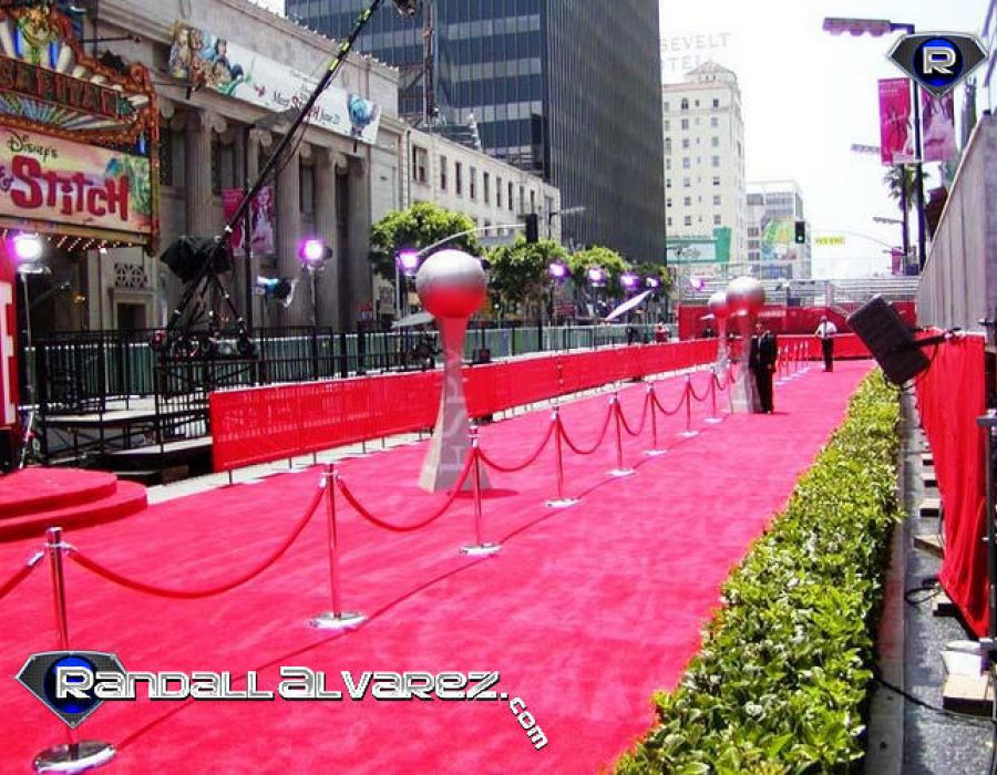 red carpet   kodak theater